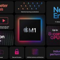 Här är Apple M1